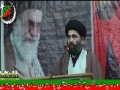 [17 Barsi Dr. Muhammad Ali Naqvi ] Speech H.I. Ahmed Iqbal Rizvi - 10 March 2012 Karachi - Urdu