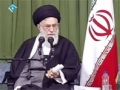 01 Ayatullah Khamenei - Women play an extraordinary role - Farsi sub English