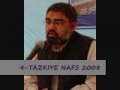 Purification of Soul- Tazkiya nafs- Agha Ali Murtaza Zaidi 2008 part 4- Urdu