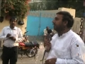 [16 May 2012 Protest - Lahore] Speech Agha Saad - Urdu