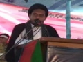 [8 April 2012][Bedari-e Ummat Conference Jhang] Speech H.I. Iqtidar Hussain Naqvi - Part 1 - Urdu