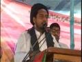 [8 April 2012][Bedari-e Ummat Conference Jhang] Speech H.I. Iqtidar Hussain Naqvi - Part 3 - Urdu