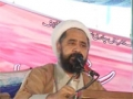 [8 April 2012][Bedari-e Ummat Conference Jhang] Speech H.I. Amin Shaheedi - Urdu