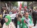 Nakba Day marked in Paris - 19 May 2012 - English