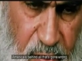 Imam Khomeini (r.a) - The Truth in 5 Seconds - Farsi sub English