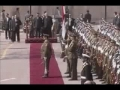Iran leader in landmark Iraq trip - English