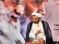 [Imam Khomeini Event 2012] Chicago, IL USA - Speech by Maulana Shamshad Hyder - English