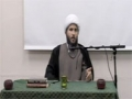 Role of Shia in the West - Seminar with Sheikh Hamza Sodagar - English