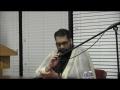 ** MUST LISTEN ** Speech on 15 Shaban by Br. Asad Jafri - English