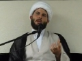 Lecture 3: Sh. Hamza Sodagar - Remembering Imam Hussain (as) on the Birthday of Imam Mahdi (ajtf) - Engl