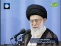 [Ramadhan 2012] Vali Amr Muslimeen about Quran رهبر در پایان محفل انس با قرآن - Farsi