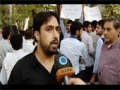 Iranians protest against Myanmar Genocide in front of United Nations Office in Tehran - 24JUL12 - English