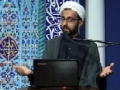 [Ramadhan 2012][04] Strategies for winning love from spouse - Sh. Salim Yusufali - English
