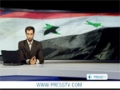 [25 July 2012] Gangs destruct Syria on behalf of israel - English
