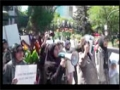 21st July 2012- Calgary Protest for the Release of Sheikh Nimr and Shia Killings in Pakistan - Arabic