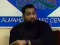 [Ramadhan 2012][05] Battling Todays Islamophobia - Maulana Asad Jafri - English