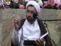 [Ramadhan 2012][04] Sermon of Prophet Muhammad (s) in Ramadhan - Sh. Shamshad Haider - English