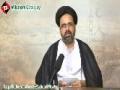 [فیض رمضان] [9] Ramazan Daily Lecture Series - H.I. Syed Haider Abbas Abidi - Urdu