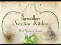 How to make Aromatic Saffron Salmon - Nutrition Kitchen Ramadan special - English