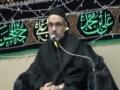 10 Ramadhan 2012 - Australia Lecture by H.I. Agha Ali Murtaza Zaidi – Urdu