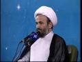 سخنراني شب دوازدهم ماه رمضان - 10/05/1391 H.I. Ali Raza Panahian - Farsi