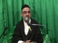 14 Ramadhan 2012 - Australia - Wiladat E Imam Hasan (a.s) Lecture by H.I. Agha Ali Murtaza Zaidi – Urdu