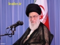ديدار  صميمئ دانشجويان با رهبر معظم انقلاب  - August 7, 2012 - Farsi