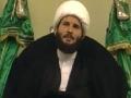 [Ramadhan 2012][04] The night when Imam Ali (a.s) was struck - Sh. Hamza Sodagar - St. Louis - English