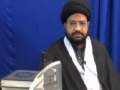 Why Quds Day Protest? - Moulana Taqi Agha - Urdu