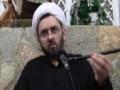[Ramadhan 2012][16] Kibr (Pride) - Sh. Shamshad Haider - English