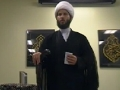 Friday Sermon (Juma khutba) - 10 August 2012 - Sh. Hamza Sodagar - St. Louis - English