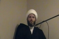 [Ramadhan 2012][08] The most oppressed Imam - Sh. Hamza Sodagar - St. Louis - English