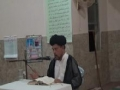 [3] تفسیر سورة حج - H.I. Baqir Abbas Zaidi - 3 Ramazan 1433 - Urdu