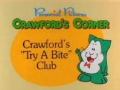 Crawfords Try A Bite Club - Crawford the Cat - English
