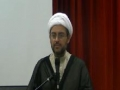 [Ramadhan 2012][23] Why were the Auliaullah Alienated? - H.I. Hyder Shirazi - English