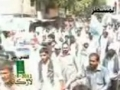 [AL-QUDS 2012] Larkana, Pakistan : By MWM & ISO - 17 August 2012 - Urdu