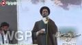 [AL-QUDS 2012] Karachi, Pakistan : Speech H.I. Syed Munawwar Naqvi - Urdu