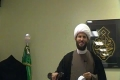 Friday Sermon 1(Juma Khutba) - 17 August 2012 - Sh. Hamza Sodagar - St. Louis - English