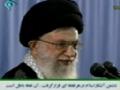 Vali Amr Muslimeen urges Vigilance against Enemy Plots - 19 August 2012 - Farsi