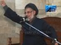 Message to Shia Politicians - H.I. Hasan Zafar Naqvi - Urdu