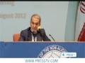 [27 Aug 2012] Iran hopes to uplift NAM status during three year presidency - English