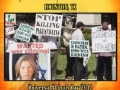 [AL-QUDS 2012][AQC] Houston, TX USA : Glimpses of Al-Quds Day Protest - 17 August 2012 - English