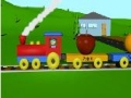 The Fruit Train - Learning for Kids - English