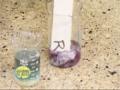 Vanishing Styrofoam Head - Cool Science Experiment - English