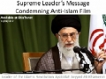 [ENGLISH] Supreme Leader Message Condemning Anti-Islam Film - 13 Sep 2012