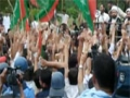 [14 Sept 2012] Protest Against America film innocence of muslims MWM Pak - Urdu
