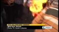 Protests continue in Lebanon against Anti-Islam moves - 22SEP12 - English