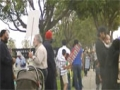[6] Protest in LA, California against US-Made movie against Prophet Muhammad (s) -  English