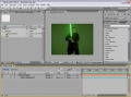 [After Effects Tutorial] Light Sabers - English
