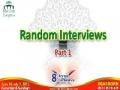 [MC-2012] Random Interviews 01 - Muslim Congress Conference 2012 - English